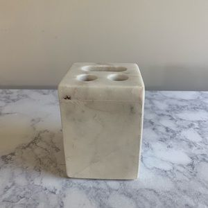 Other - Genuine Marble Toothbrush Holder